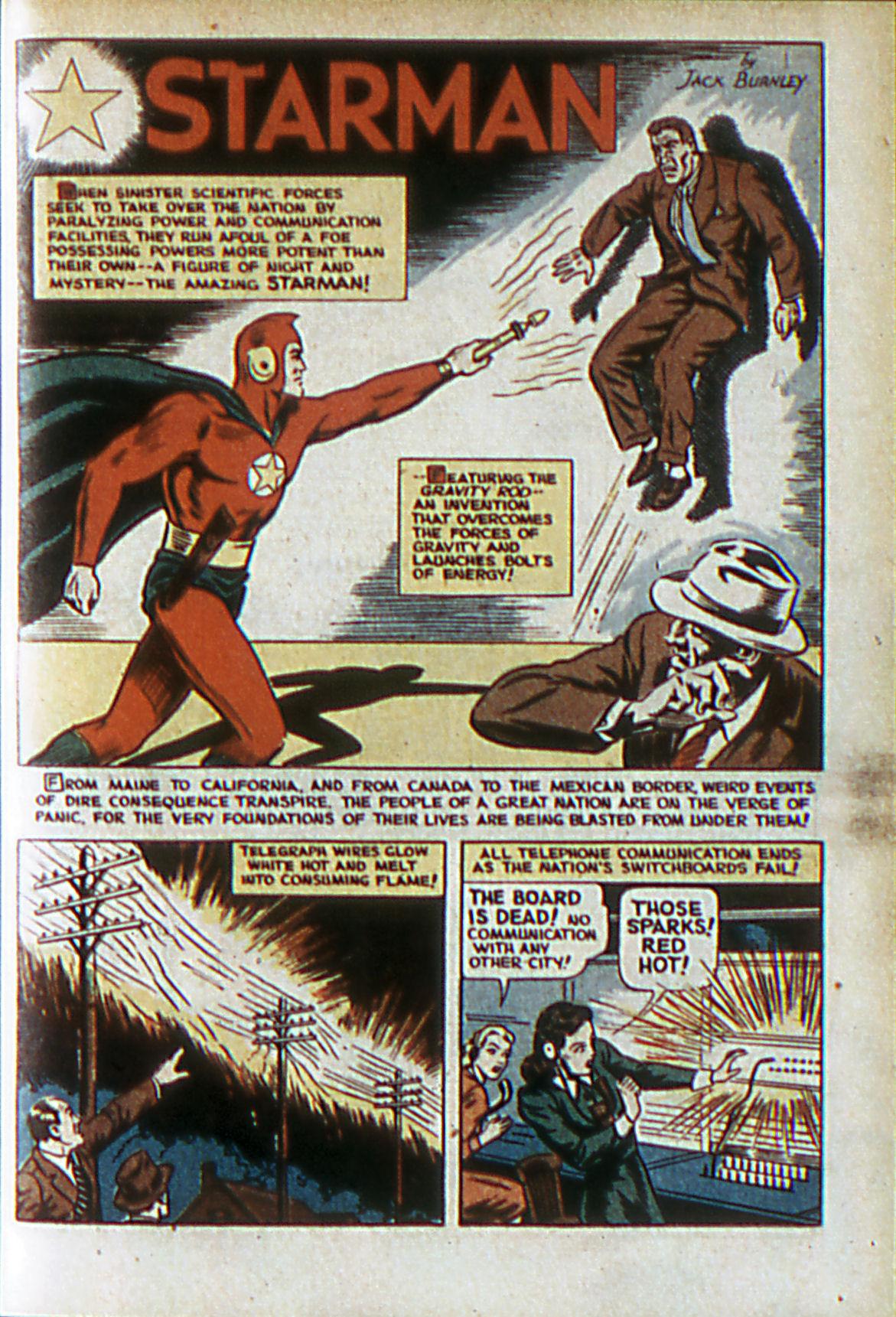 Read online Adventure Comics (1938) comic -  Issue #61 - 4