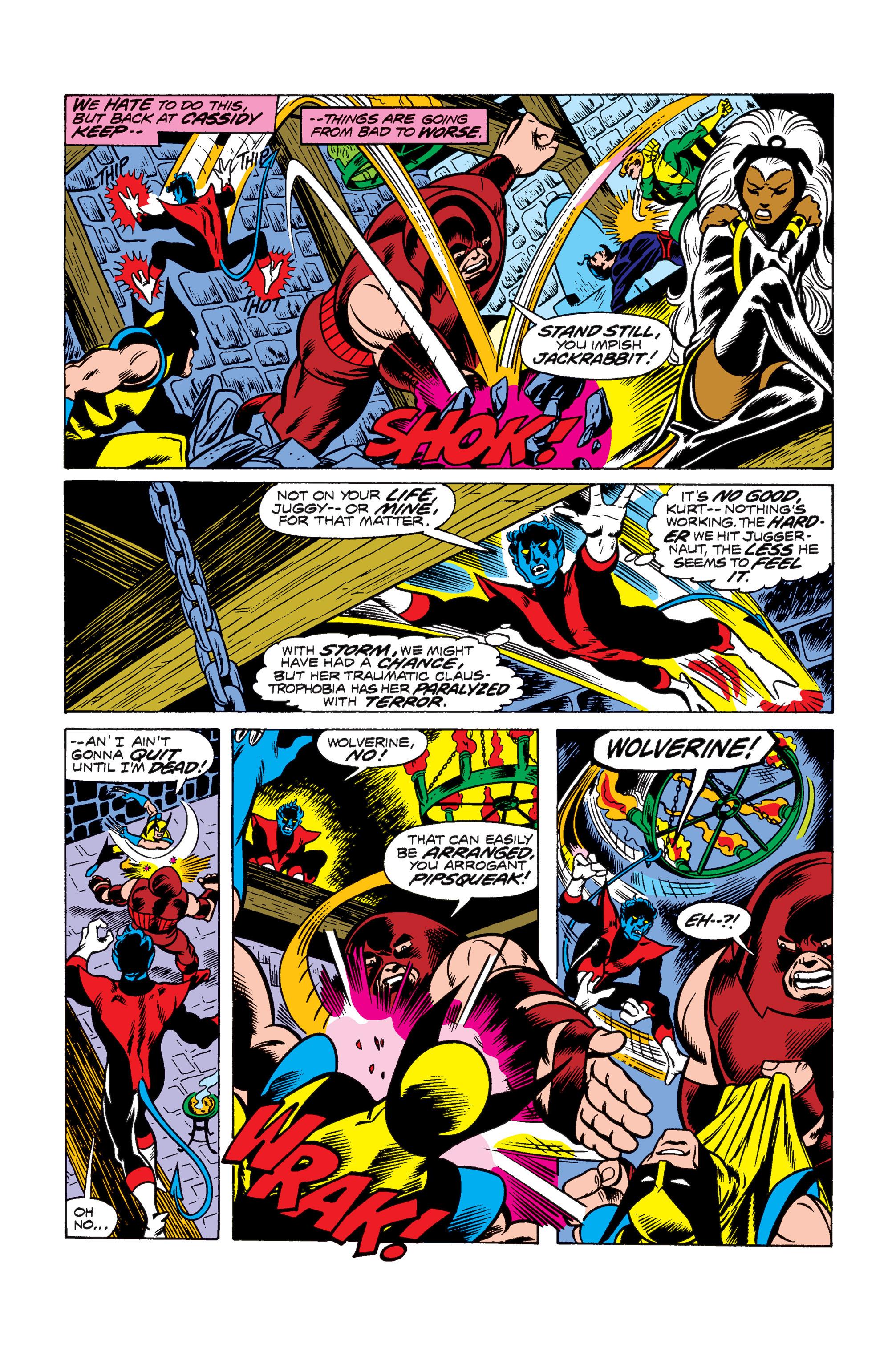 Uncanny X-Men (1963) 102 Page 12