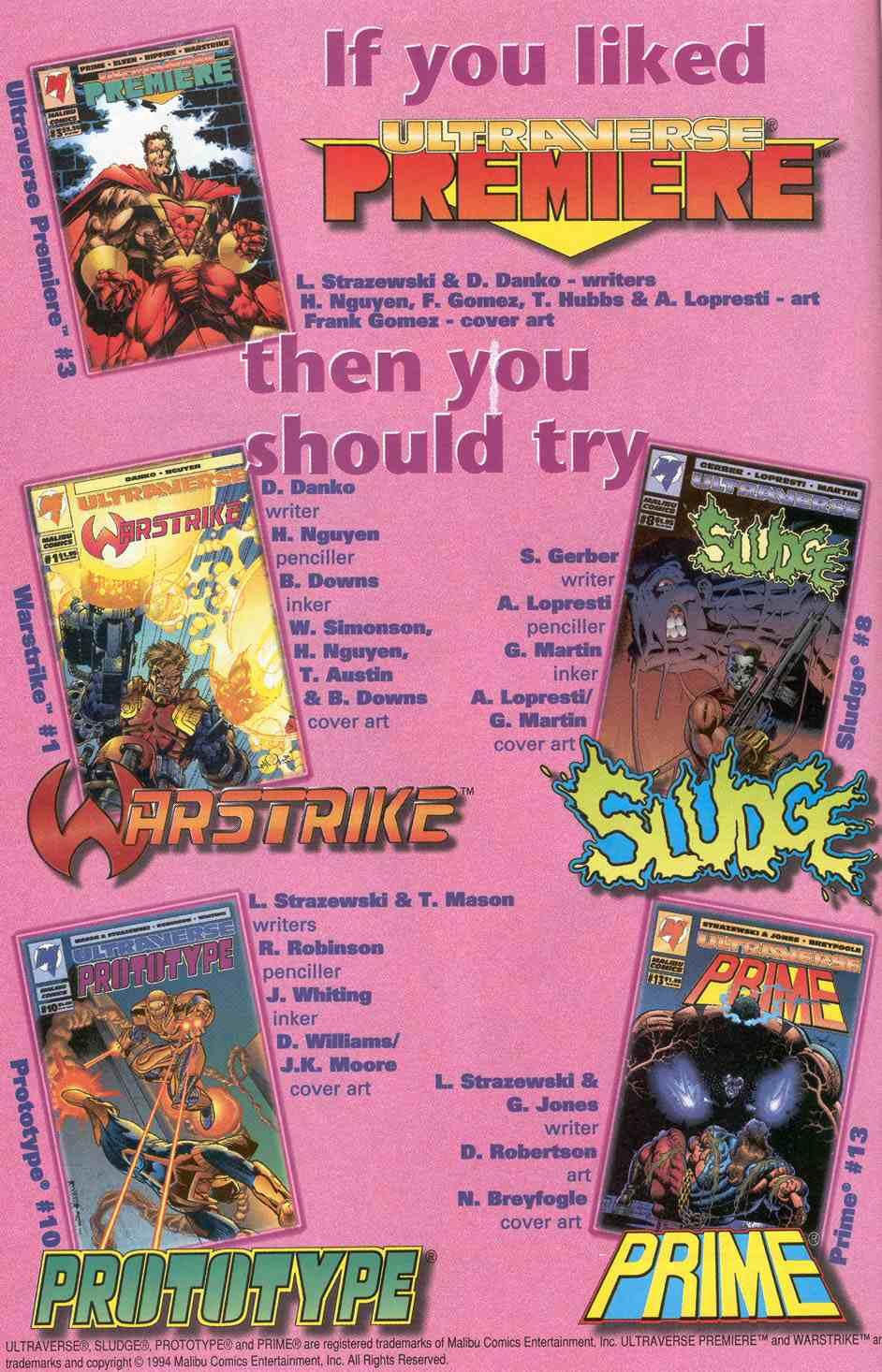 Read online Ultraverse Premiere comic -  Issue #3 - 29