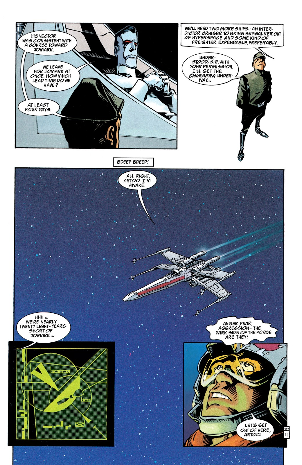 Read online Star Wars Legends: The New Republic - Epic Collection comic -  Issue # TPB 4 (Part 1) - 67