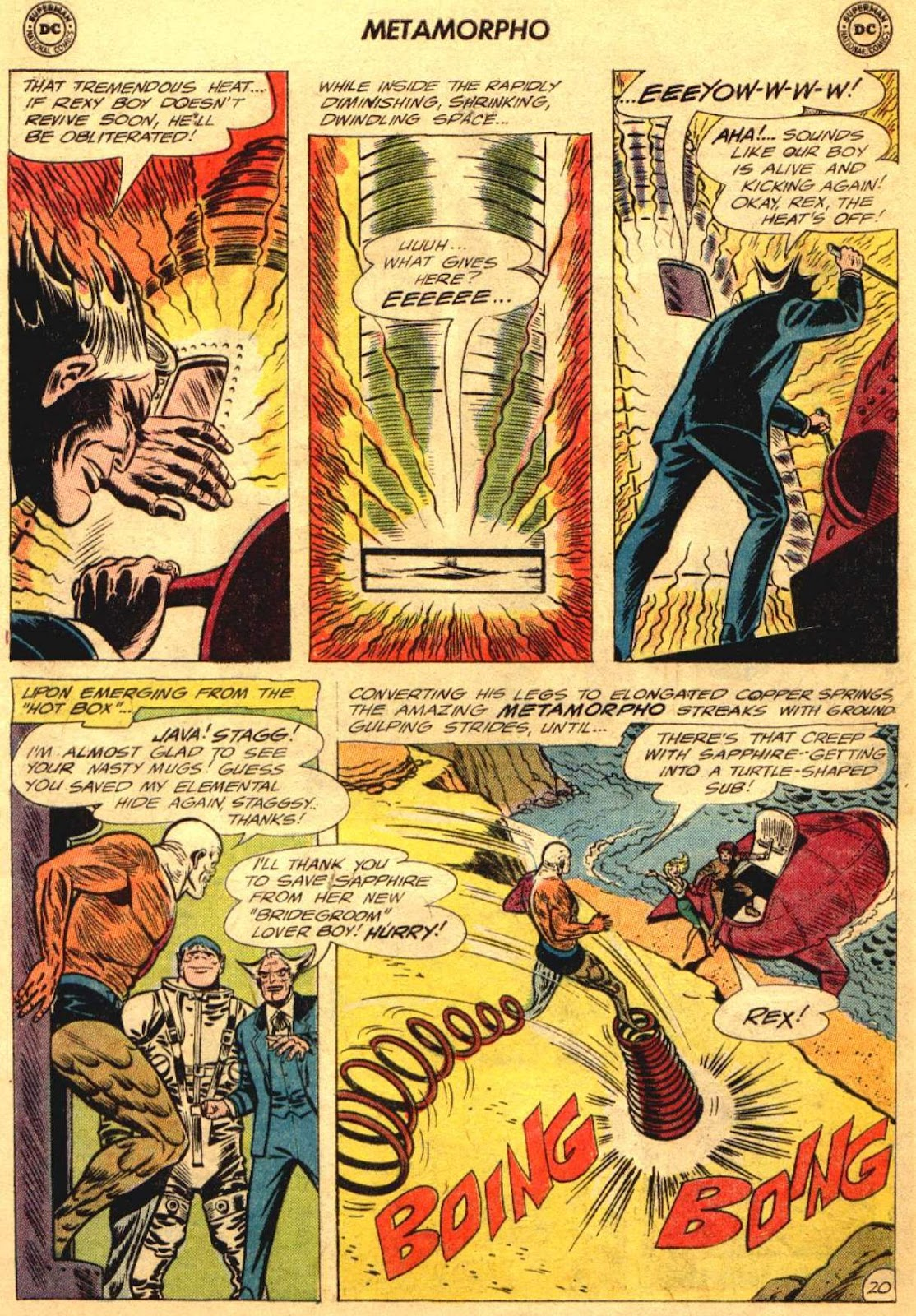 Metamorpho (1965) issue 2 - Page 22