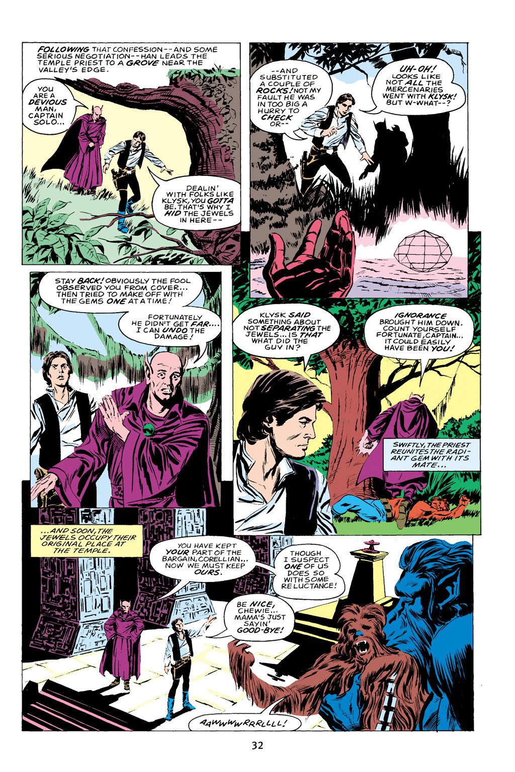 Read online Star Wars Omnibus comic -  Issue # Vol. 16 - 33
