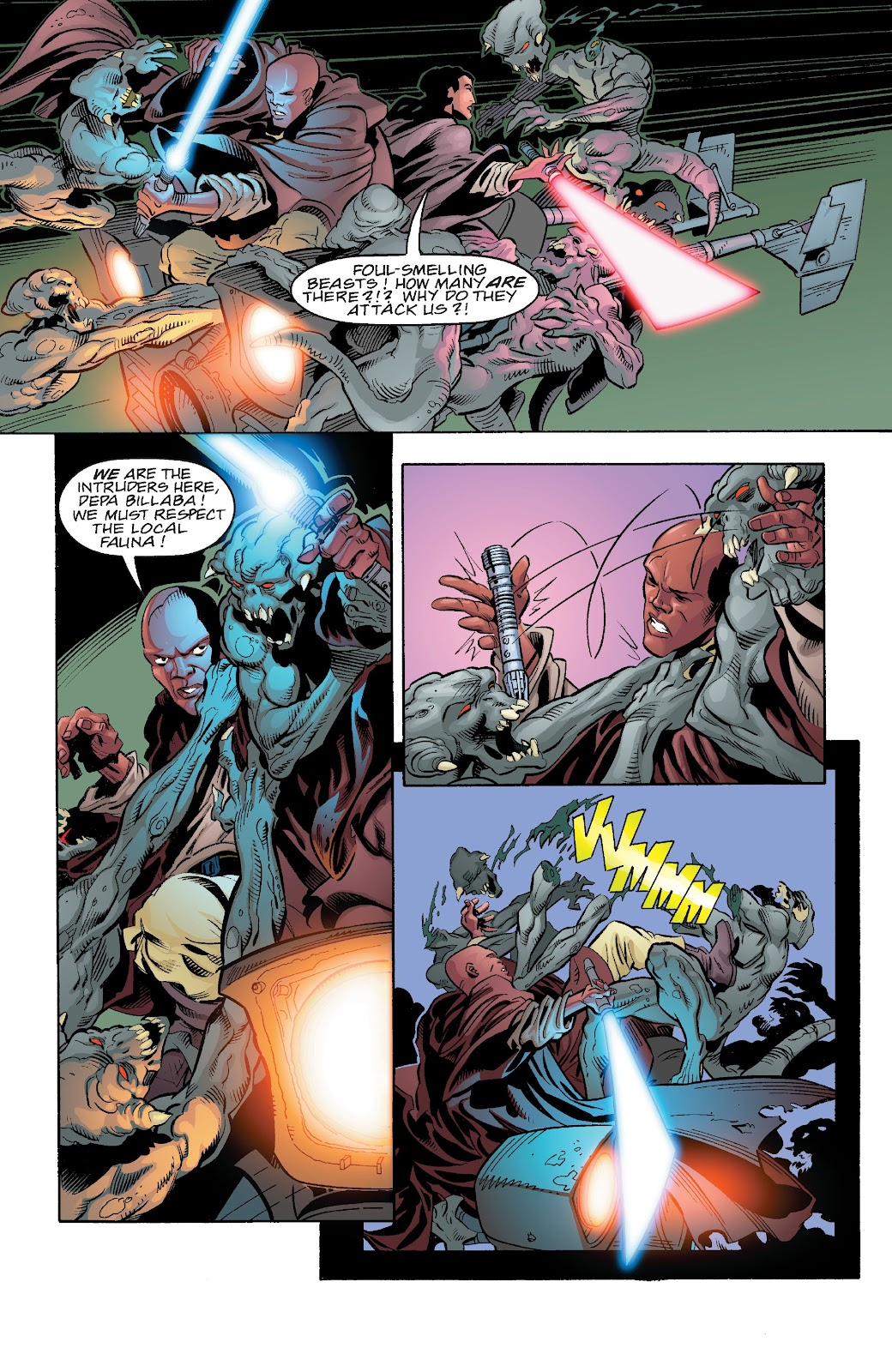 Read online Star Wars Legends Epic Collection: The Menace Revealed comic -  Issue # TPB (Part 4) - 63
