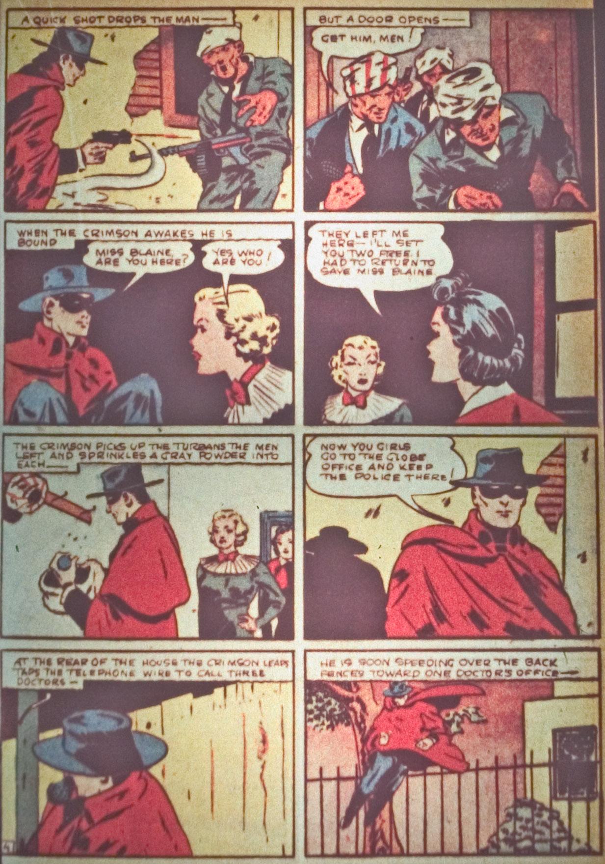 Detective Comics (1937) 28 Page 30