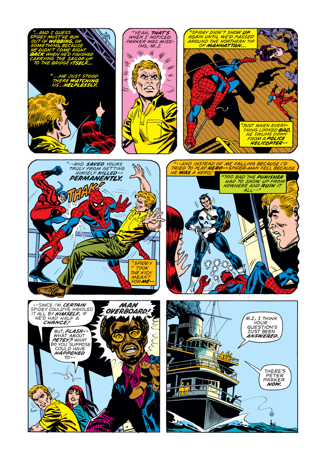 The Amazing Spider-Man (1963) 135 Page 6