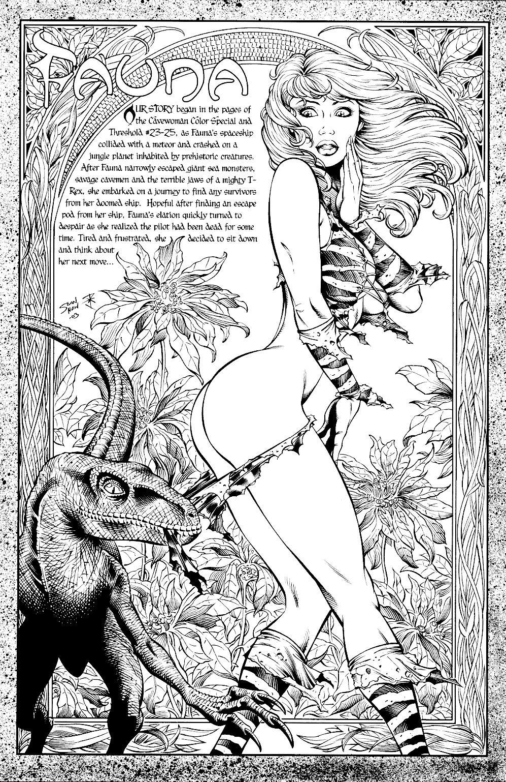 Read online Jungle Fantasy (2002) comic -  Issue #2 - 3