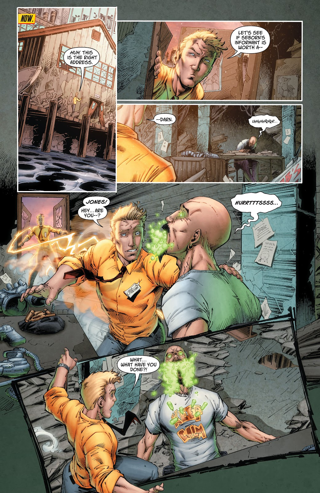 Read online The Flash (2011) comic -  Issue # _TPB 6 (Part 2) - 6