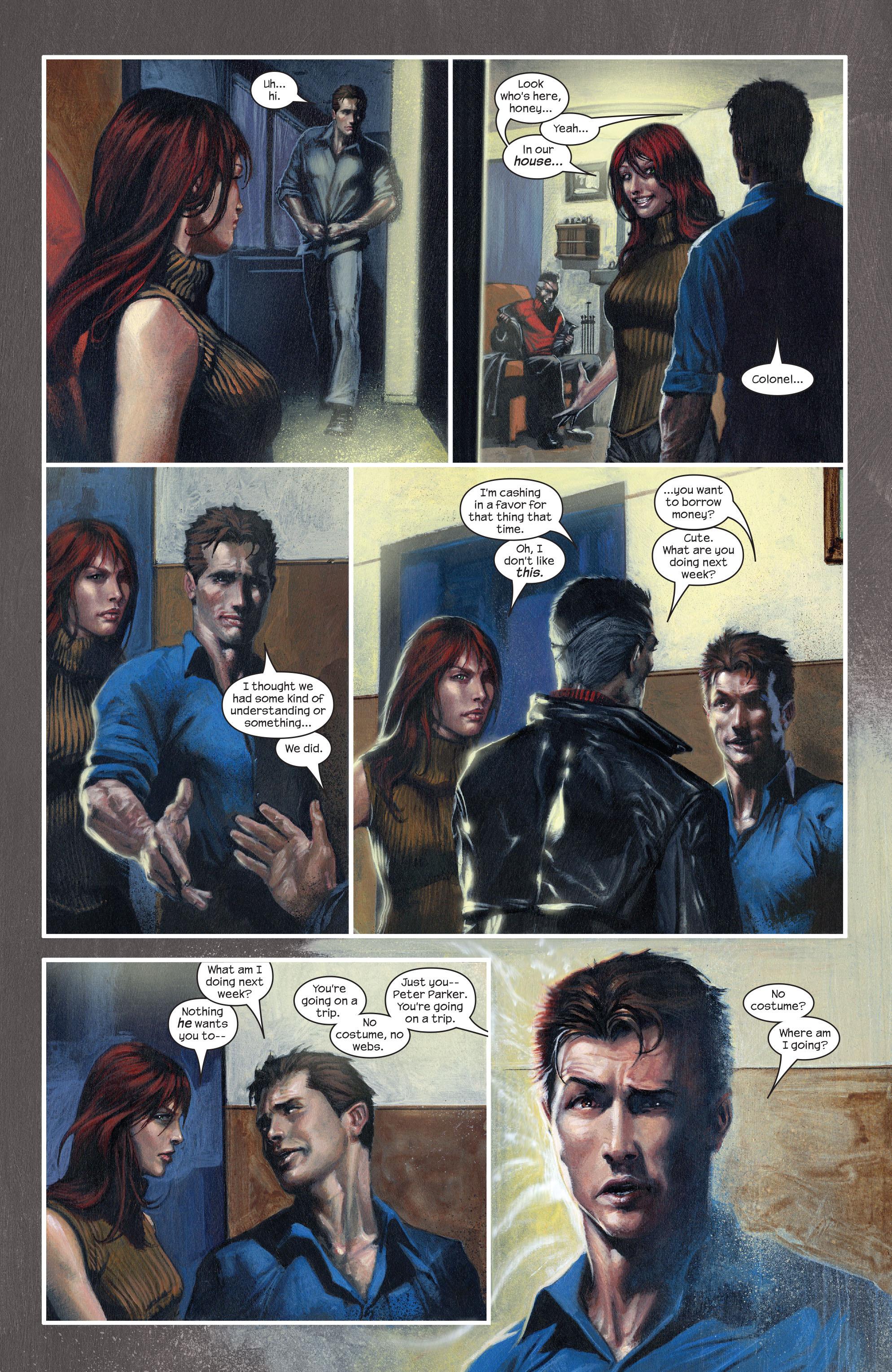 Read online Secret War comic -  Issue # Full - 37