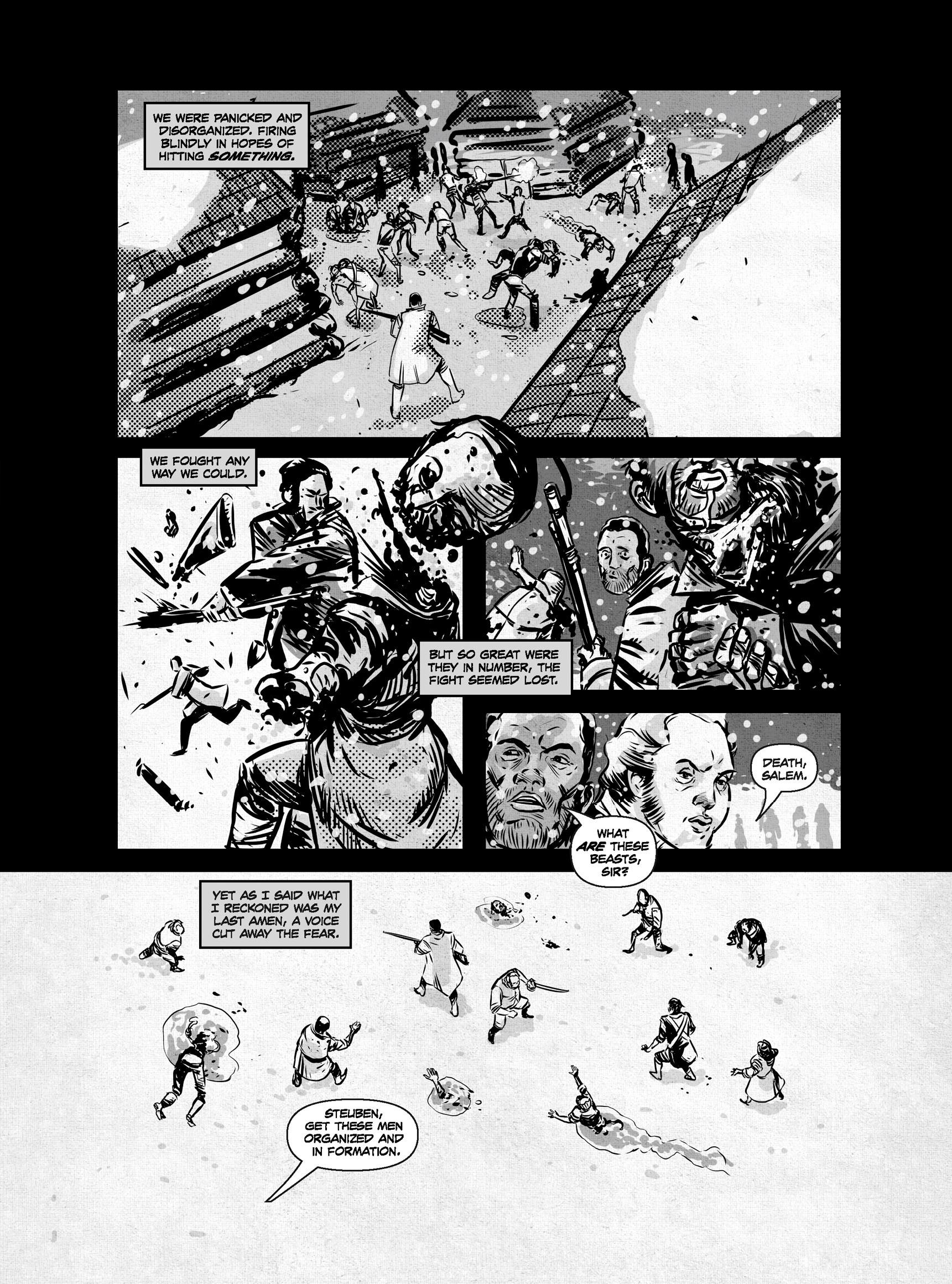 Read online FUBAR comic -  Issue #3 - 71