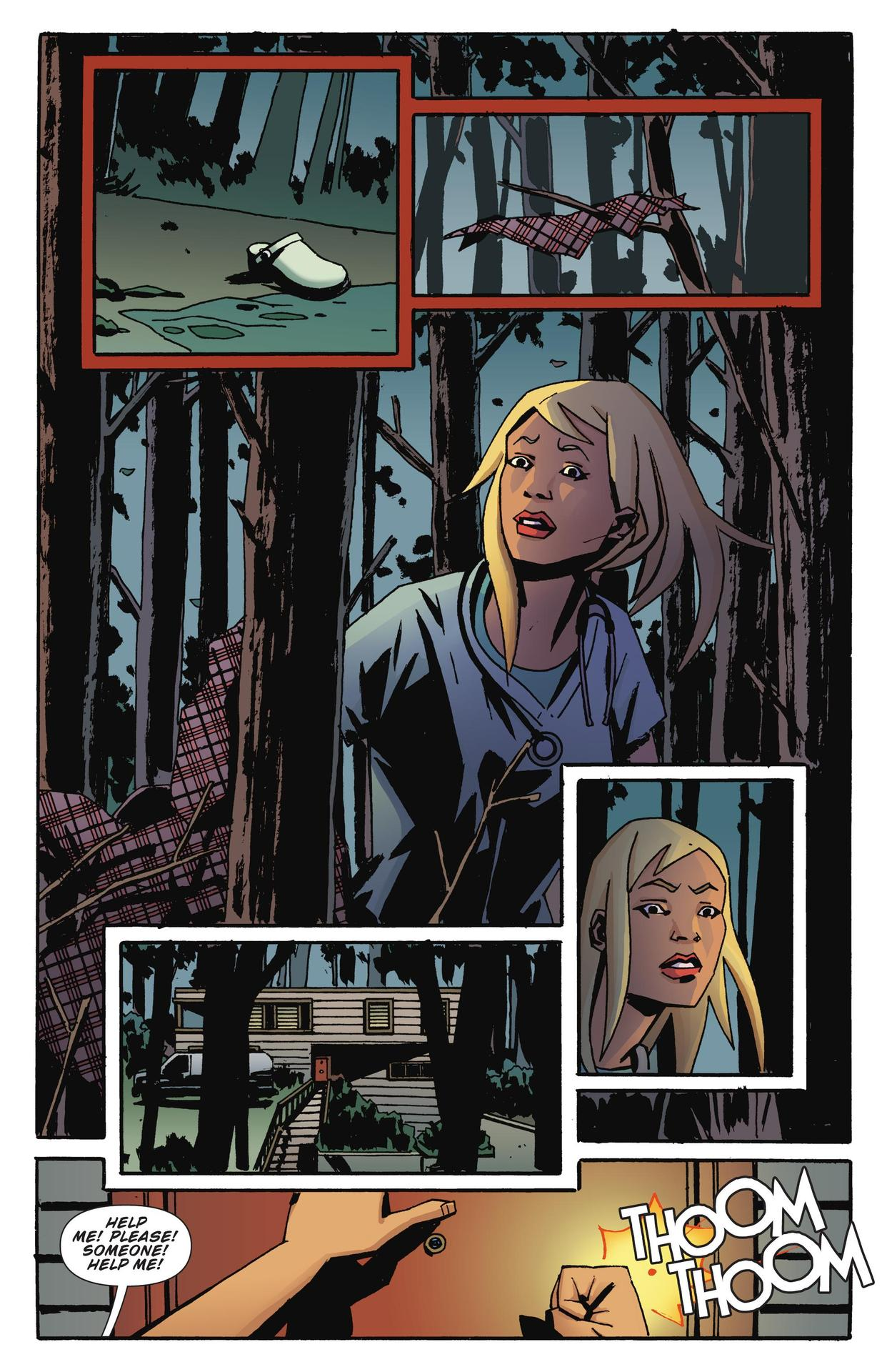 Read online The Girl Who Kicked The Hornet's Nest comic -  Issue # TPB - 37