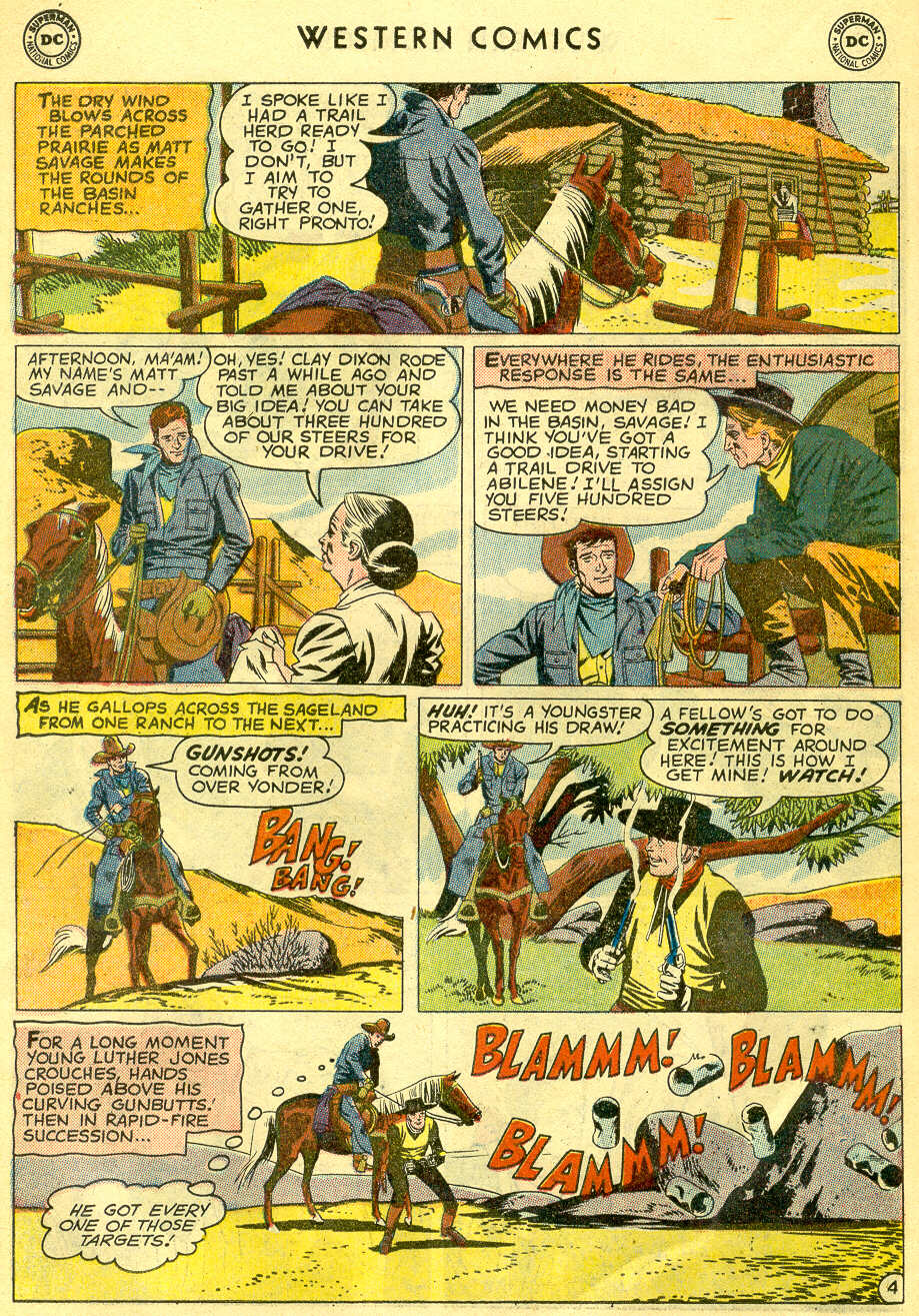 Western Comics issue 77 - Page 6