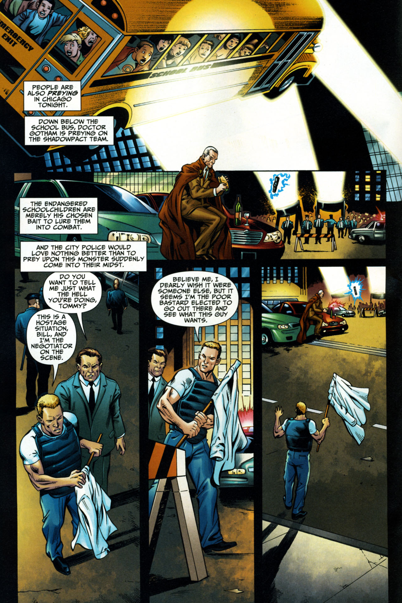 Read online Shadowpact comic -  Issue #15 - 3