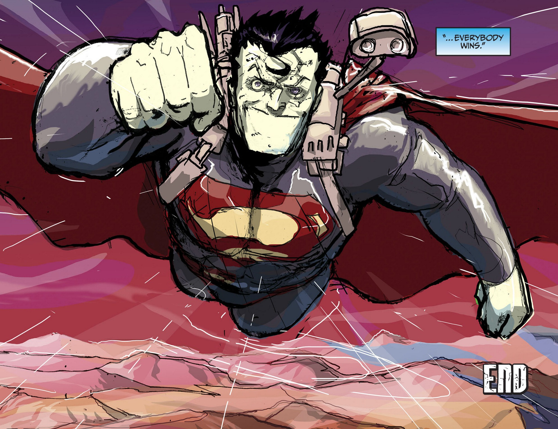 Read online Adventures of Superman [I] comic -  Issue #3 - 22