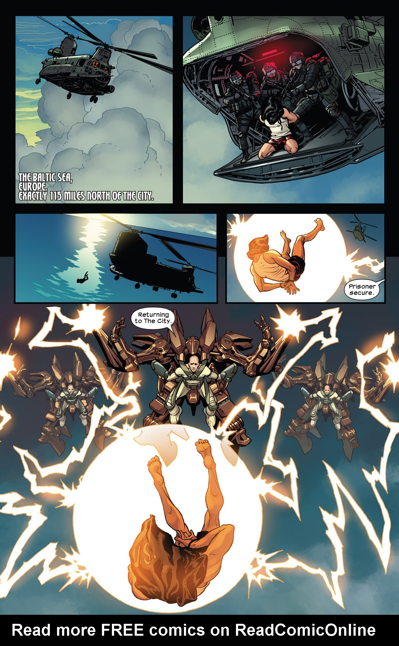 Read online Ultimate Comics Ultimates comic -  Issue #11 - 21