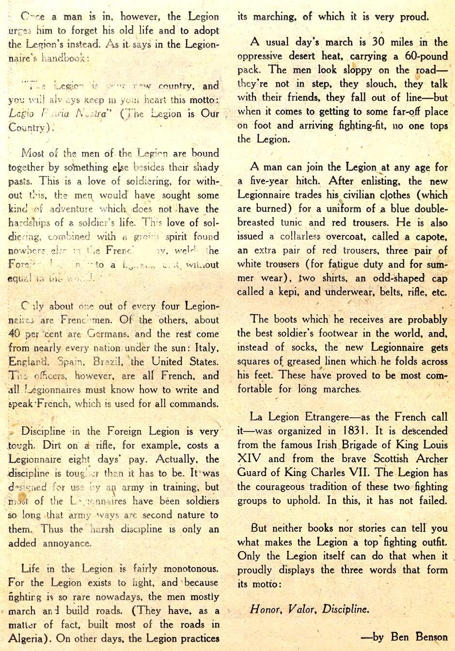 Read online Adventure Comics (1938) comic -  Issue #174 - 32