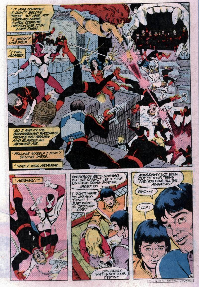 Teen Titans Spotlight issue 16 - Page 12