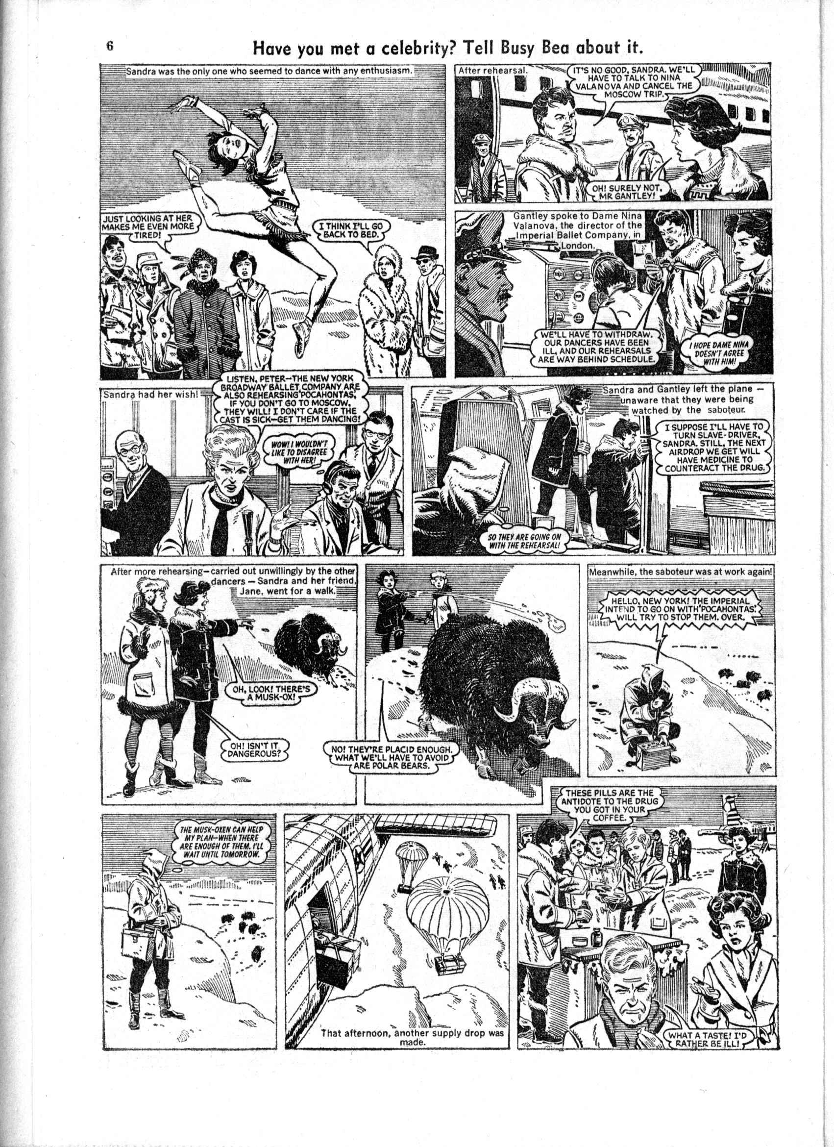 Read online Judy comic -  Issue #167 - 6