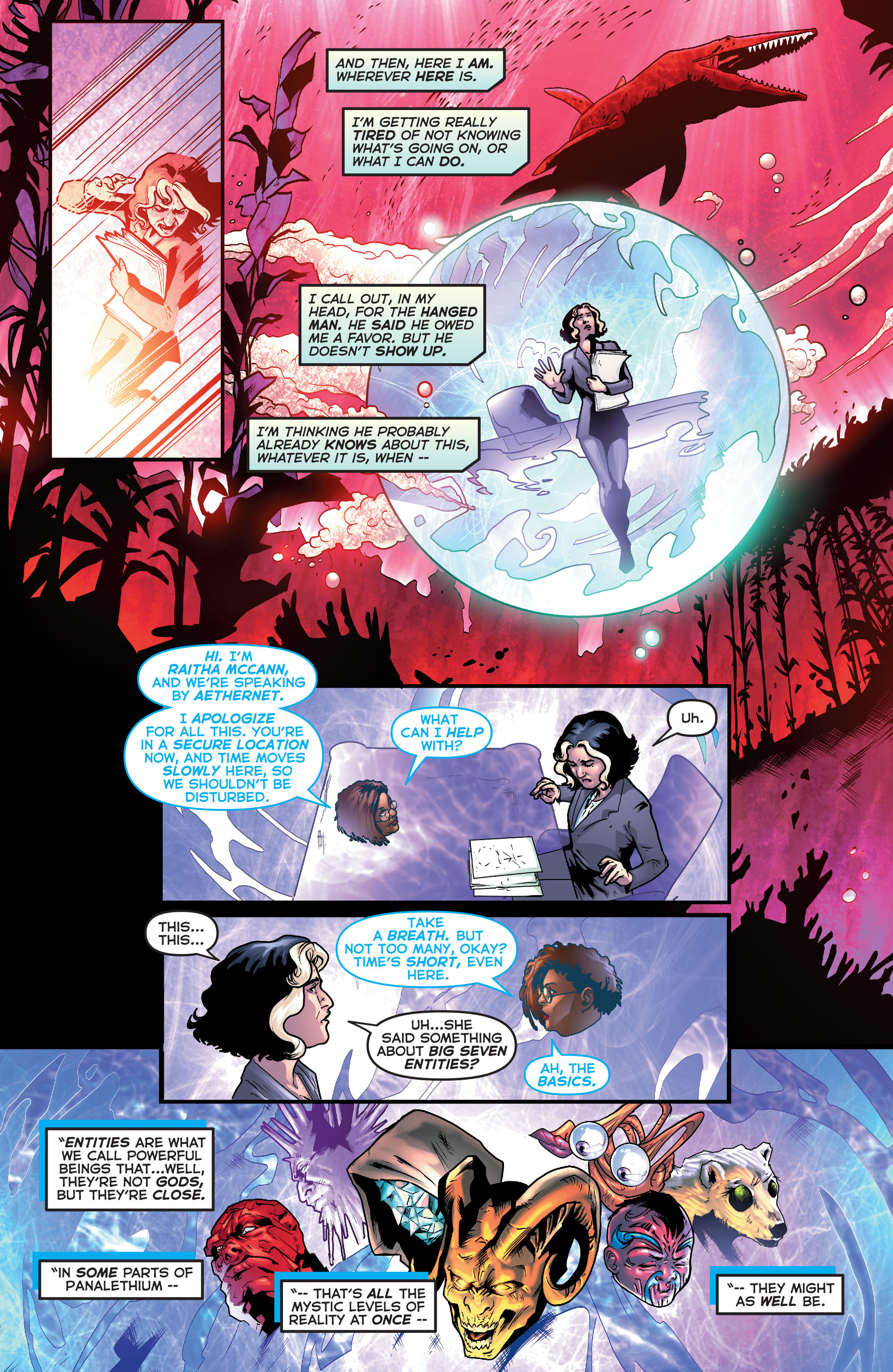 Read online Astro City comic -  Issue #40 - 12