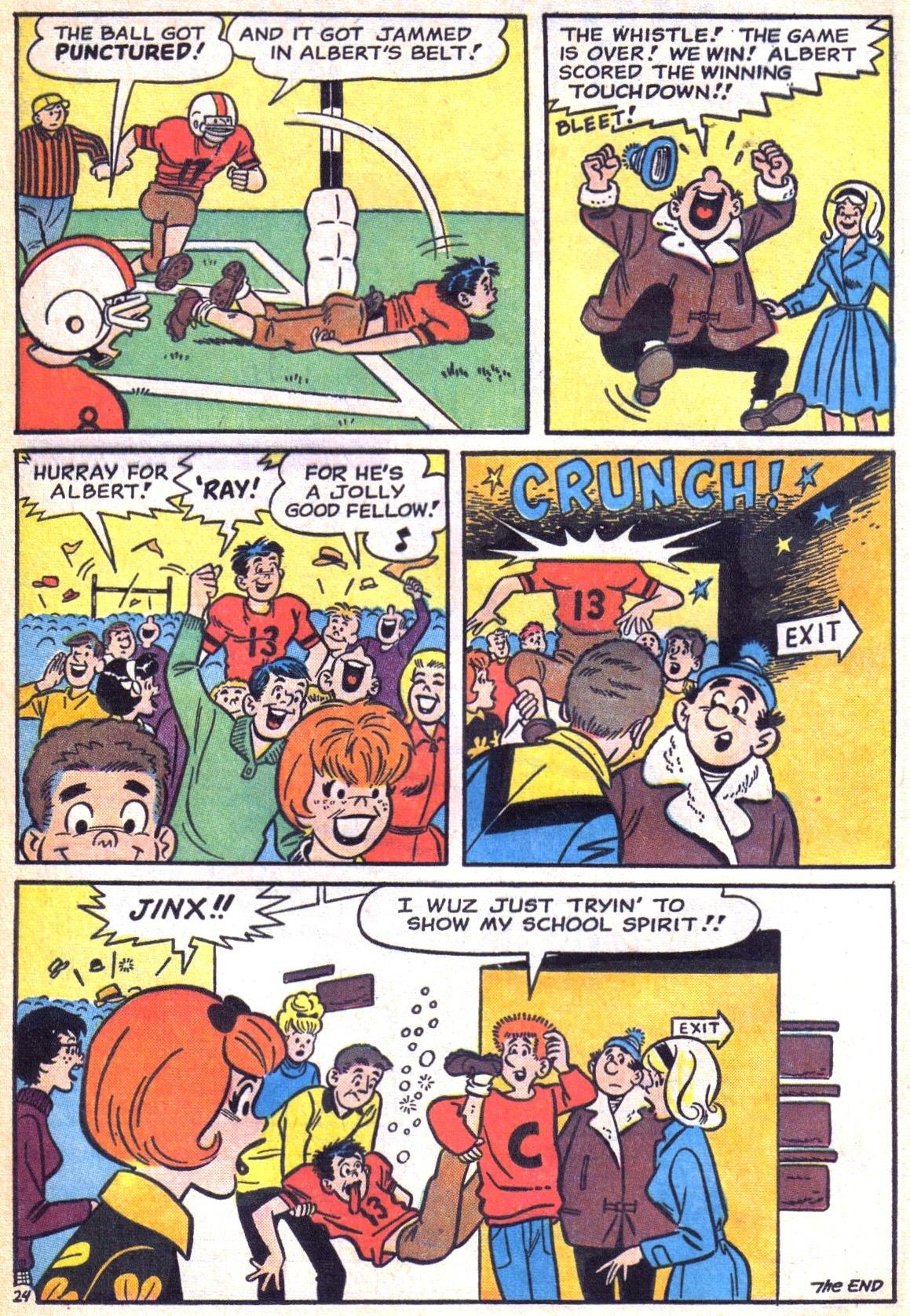 Read online She's Josie comic -  Issue #10 - 33