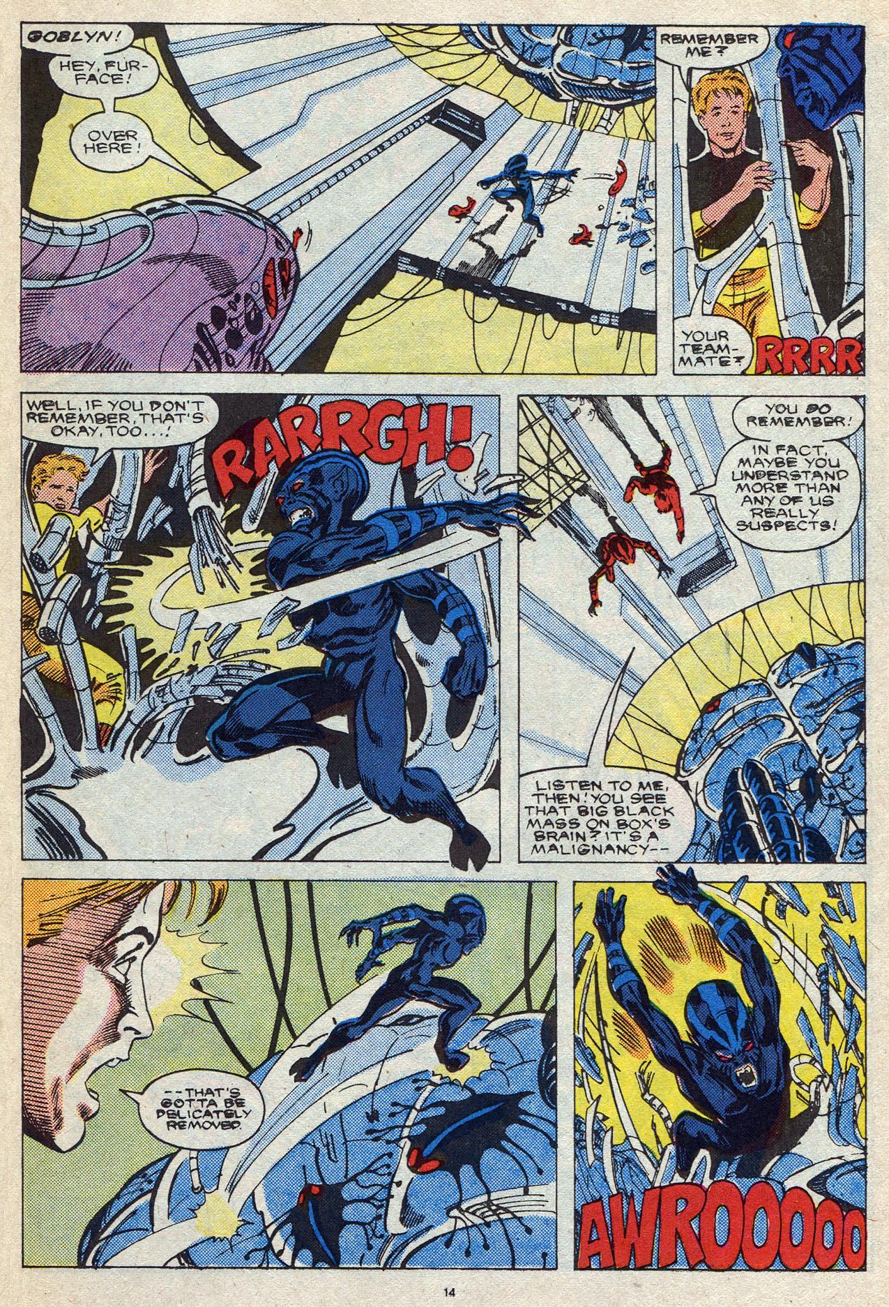 Read online Alpha Flight (1983) comic -  Issue #56 - 20