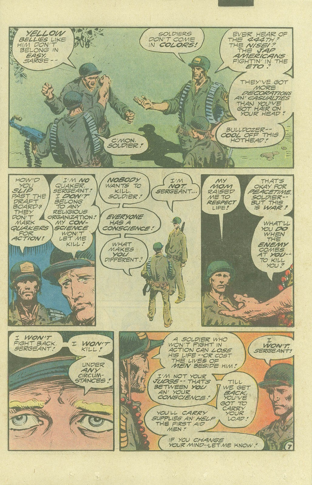 Sgt. Rock issue 387 - Page 10