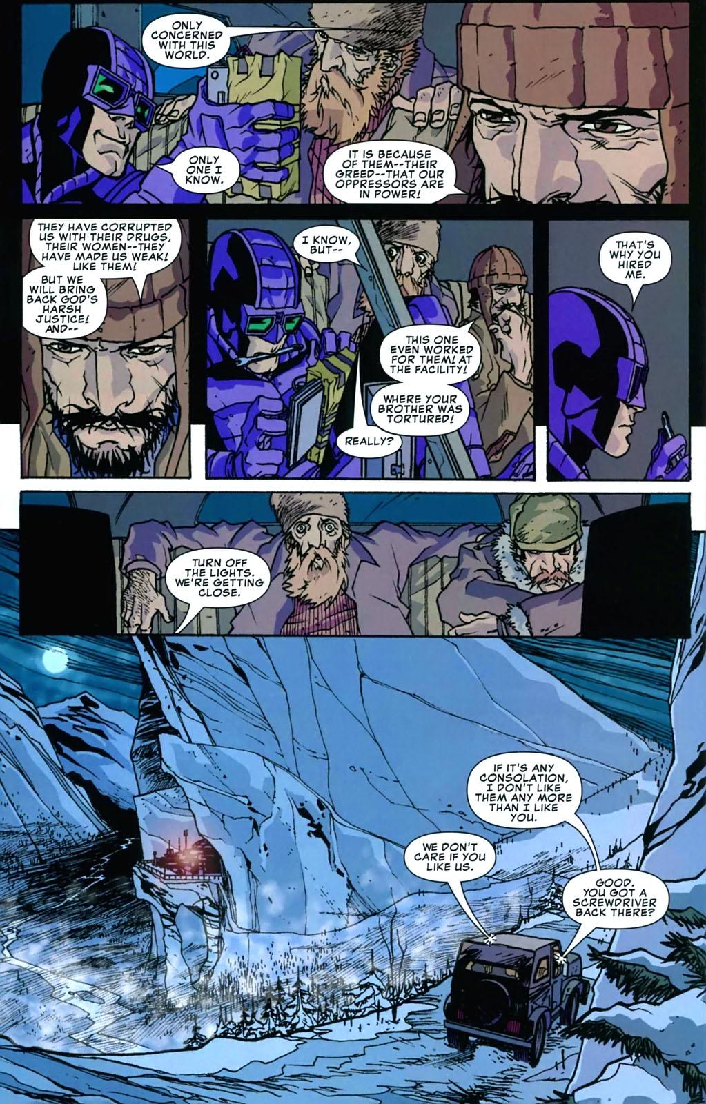 Read online Amazing Fantasy (2004) comic -  Issue #16 - 27