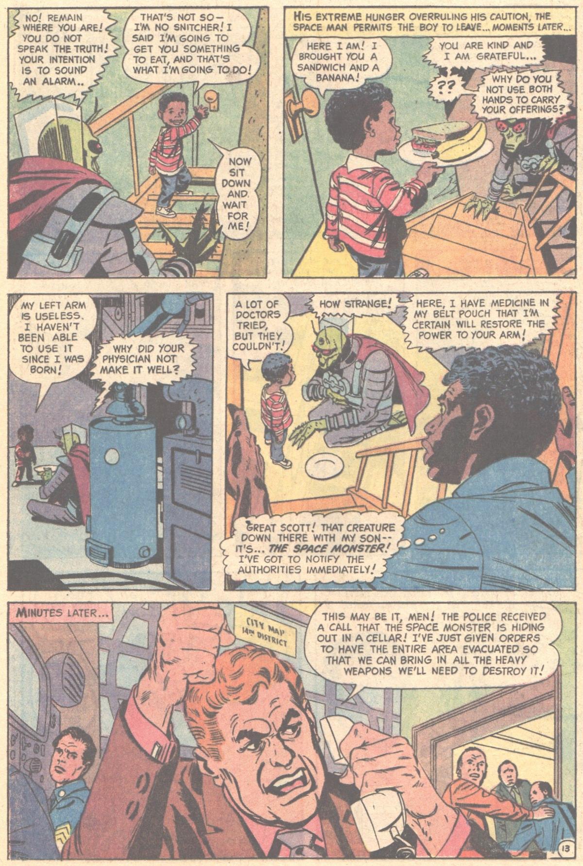 Read online Adventure Comics (1938) comic -  Issue #411 - 16