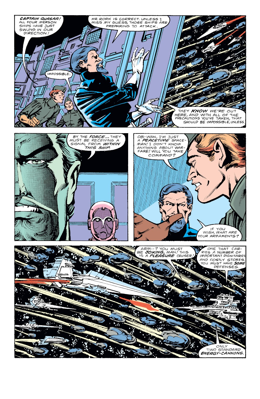 Read online Star Wars Legends: The Original Marvel Years - Epic Collection comic -  Issue # TPB 2 (Part 1) - 17