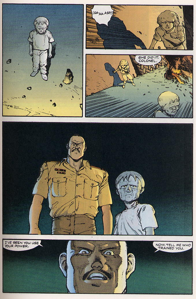 Read online Akira comic -  Issue #15 - 22