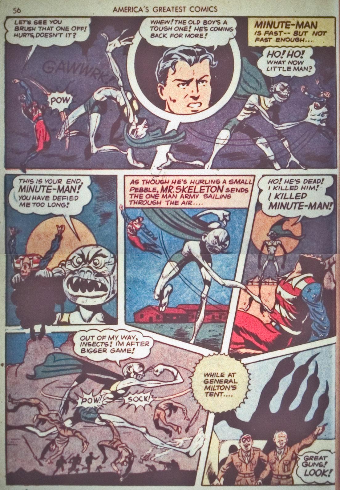 Read online America's Greatest Comics comic -  Issue #1 - 59