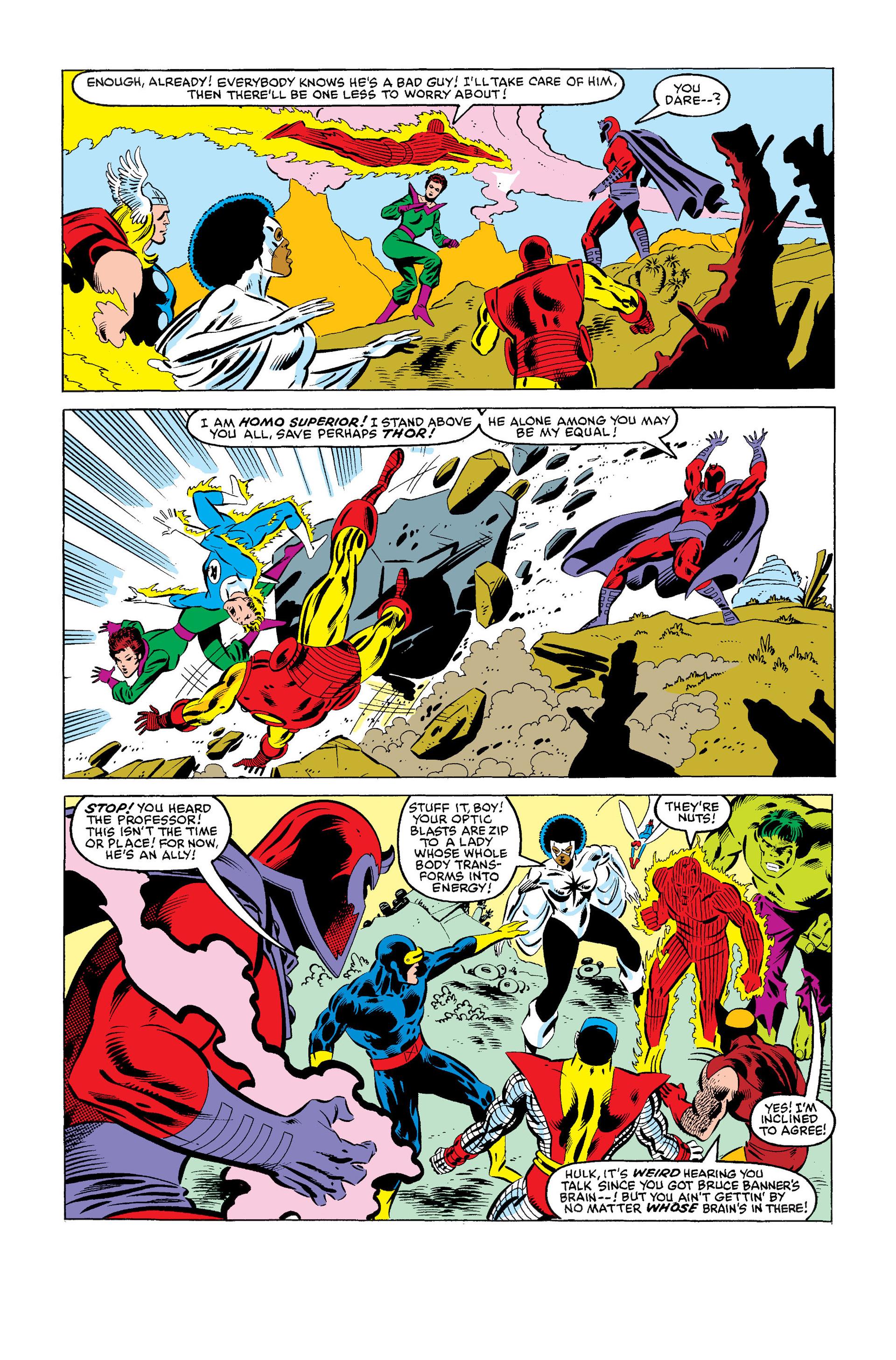 Read online Secret Wars (1985) comic -  Issue #1 - 16