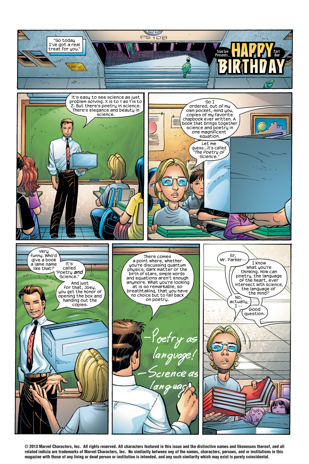The Amazing Spider-Man (1999) 57 Page 1