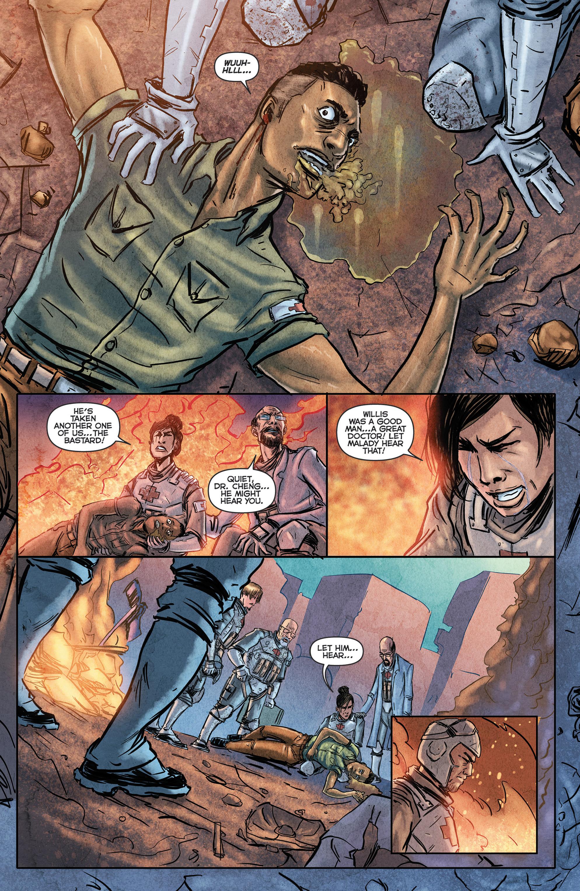Read online Medisin comic -  Issue #1 - 14