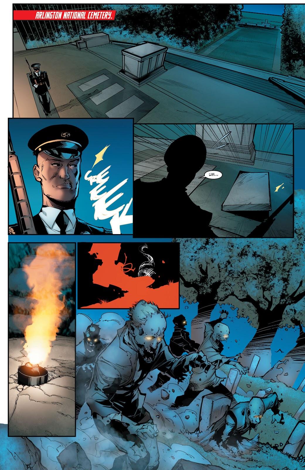 Read online Smallville Season 11 [II] comic -  Issue # TPB 5 - 92