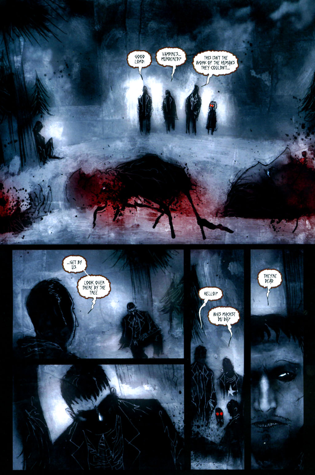 Read online 30 Days of Night: Return to Barrow comic -  Issue #4 - 7