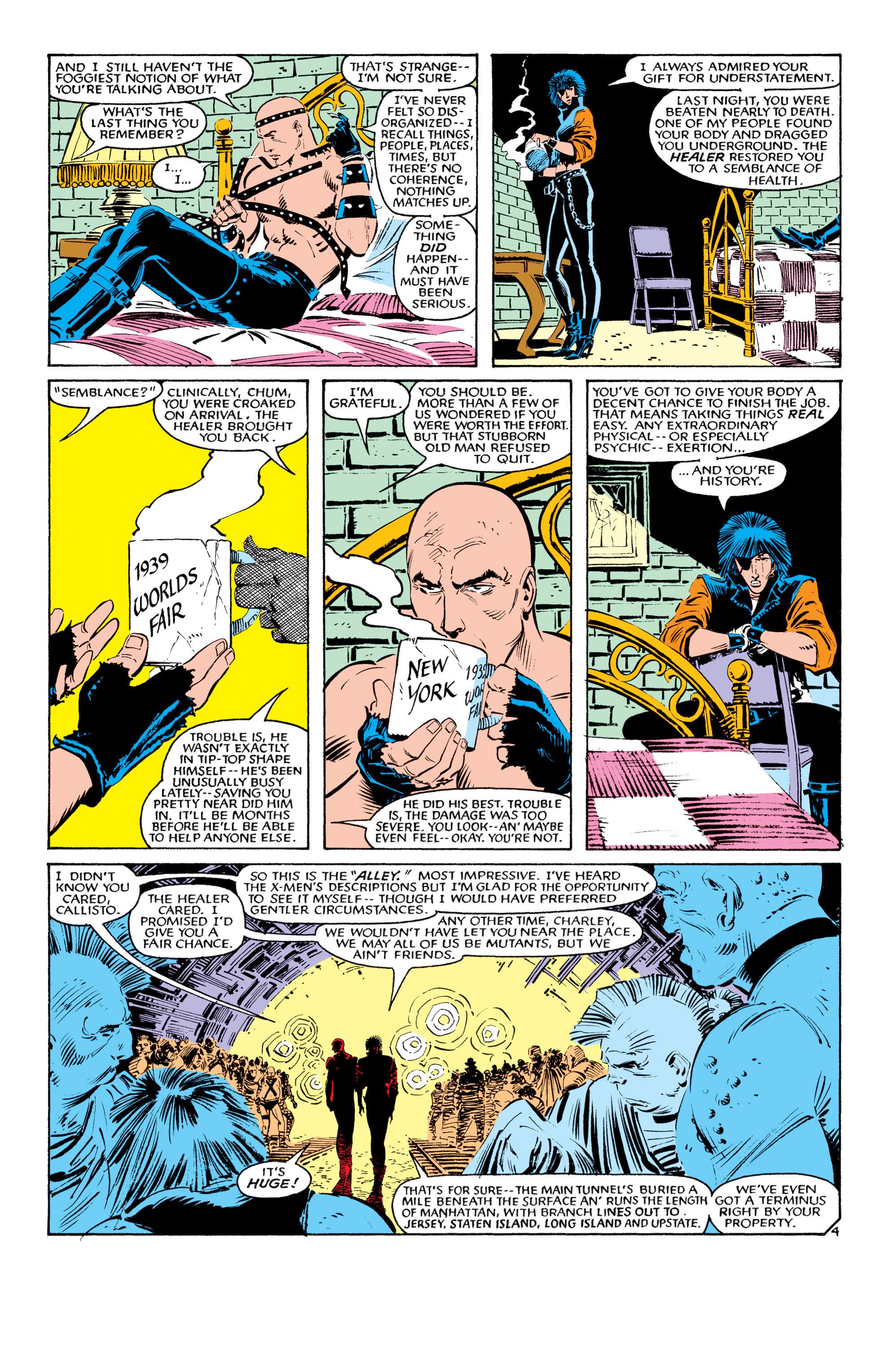 Read online Uncanny X-Men (1963) comic -  Issue #193 - 5