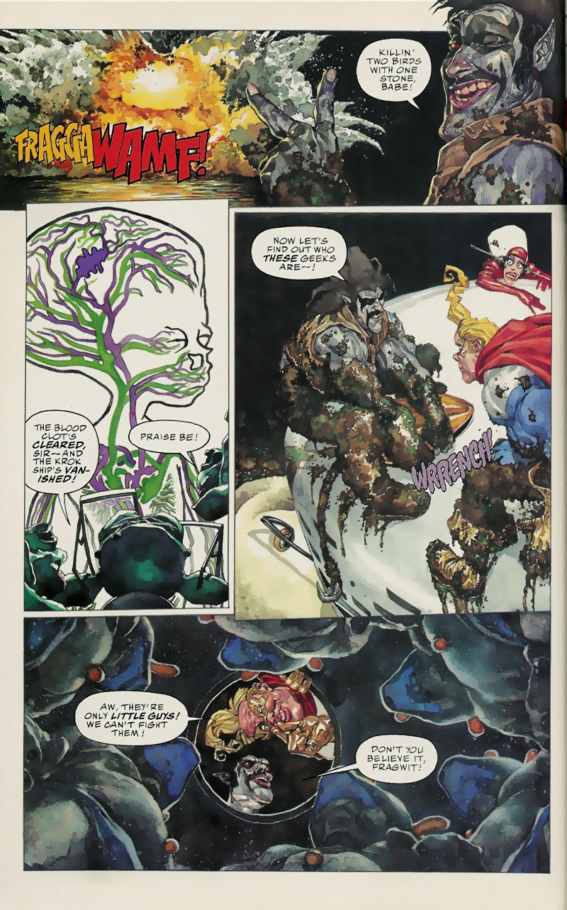 Lobo: Fragtastic Voyage issue Full - Page 39