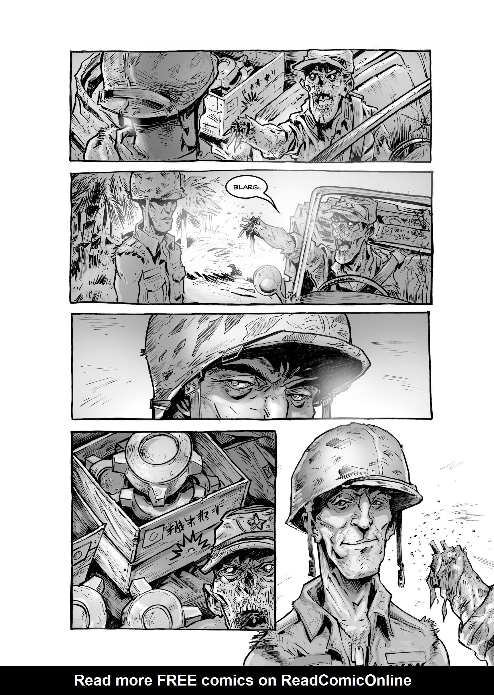 Read online FUBAR comic -  Issue #2 - 20