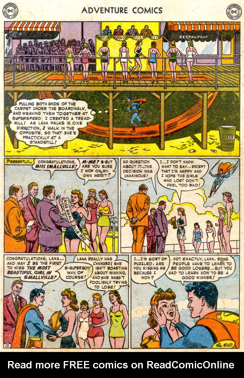 Read online Adventure Comics (1938) comic -  Issue #174 - 14
