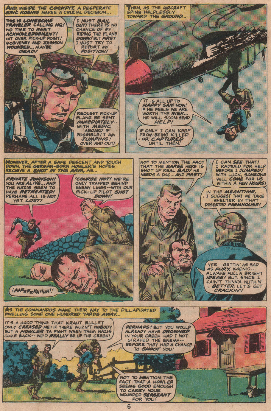 Read online Sgt. Fury comic -  Issue #141 - 8