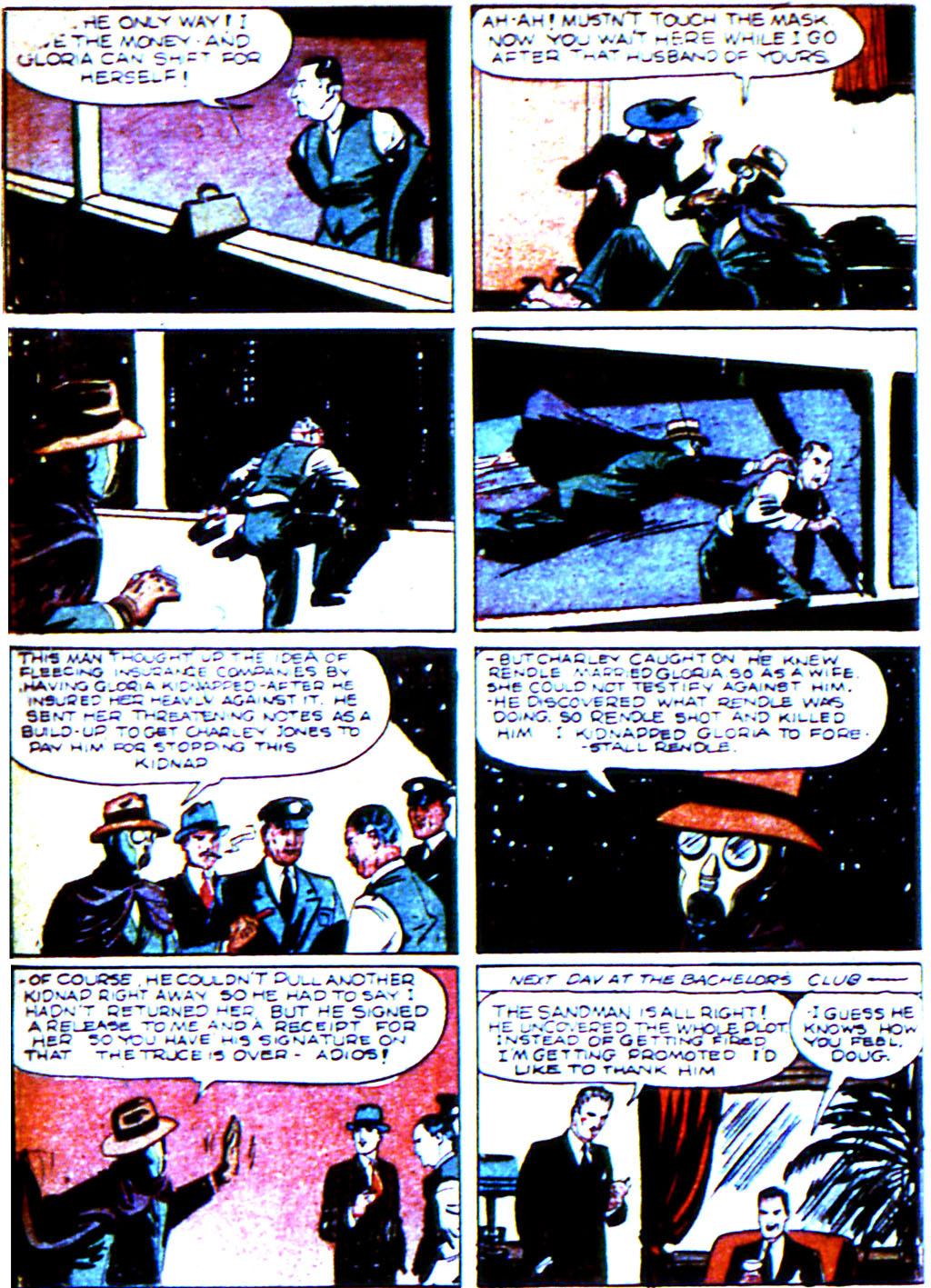 Read online Adventure Comics (1938) comic -  Issue #45 - 12