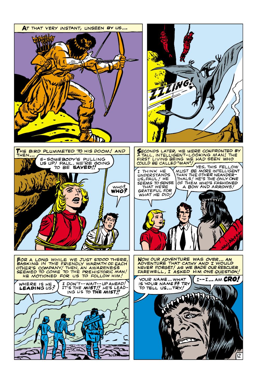 Read online Amazing Adventures (1961) comic -  Issue #3 - 14