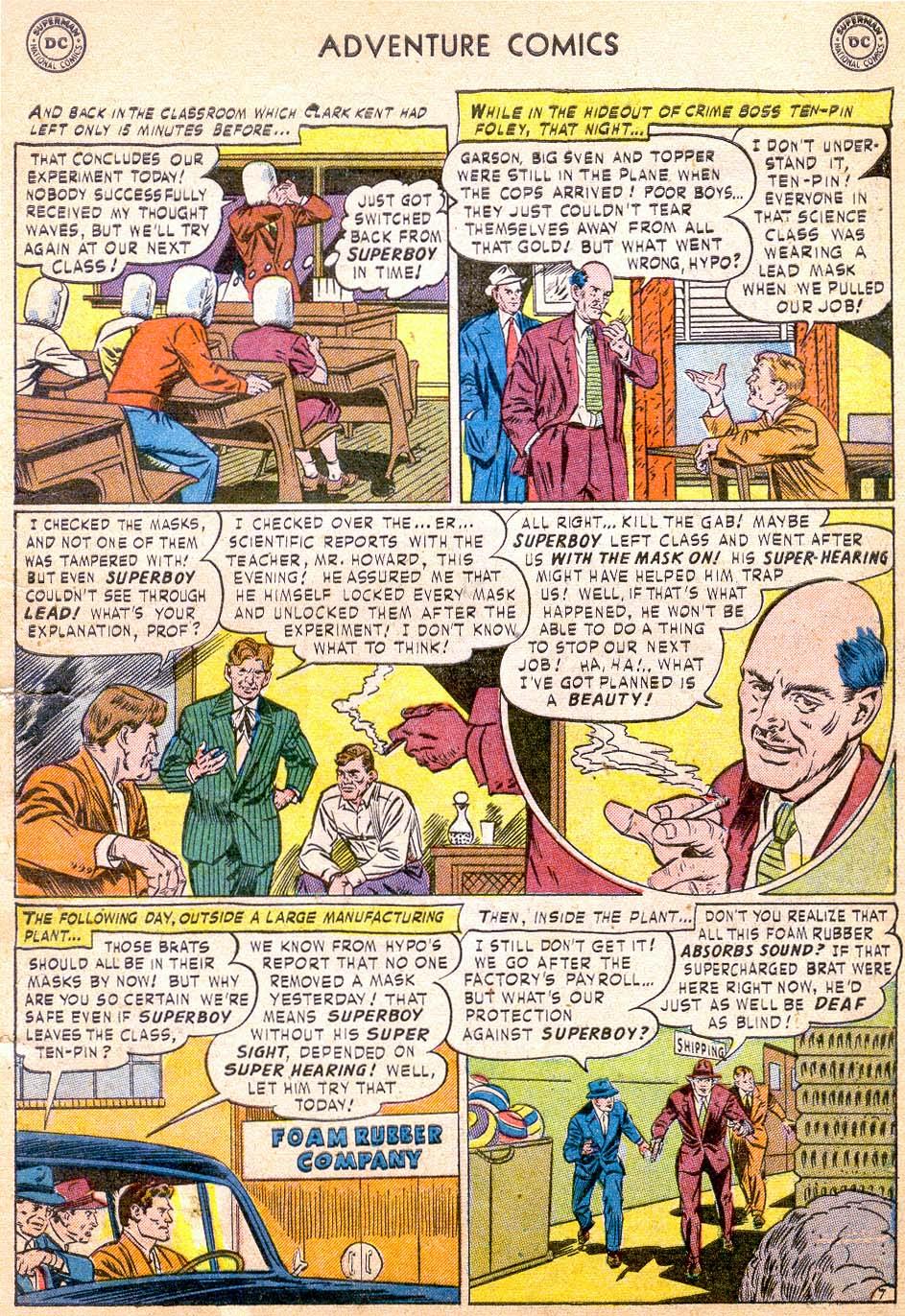 Read online Adventure Comics (1938) comic -  Issue #178 - 9