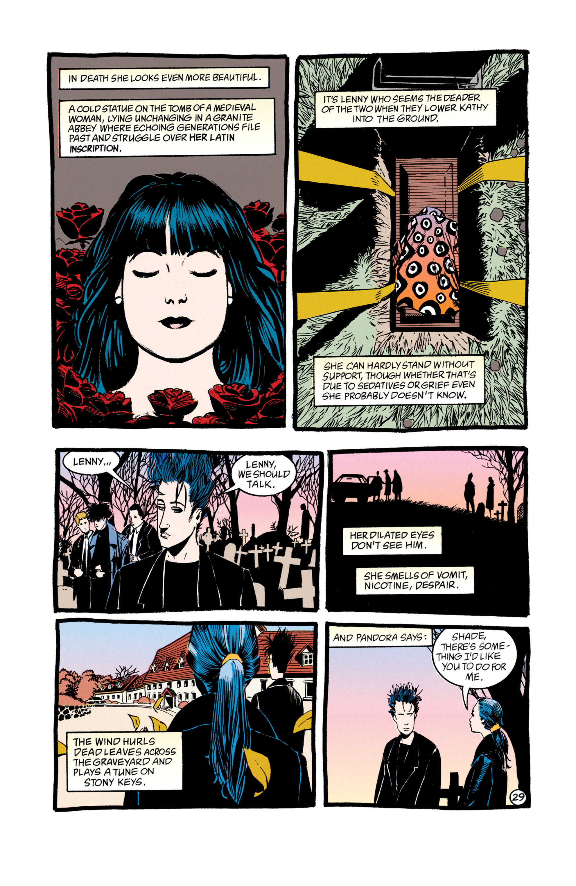 Read online Shade, the Changing Man comic -  Issue #50 - 30