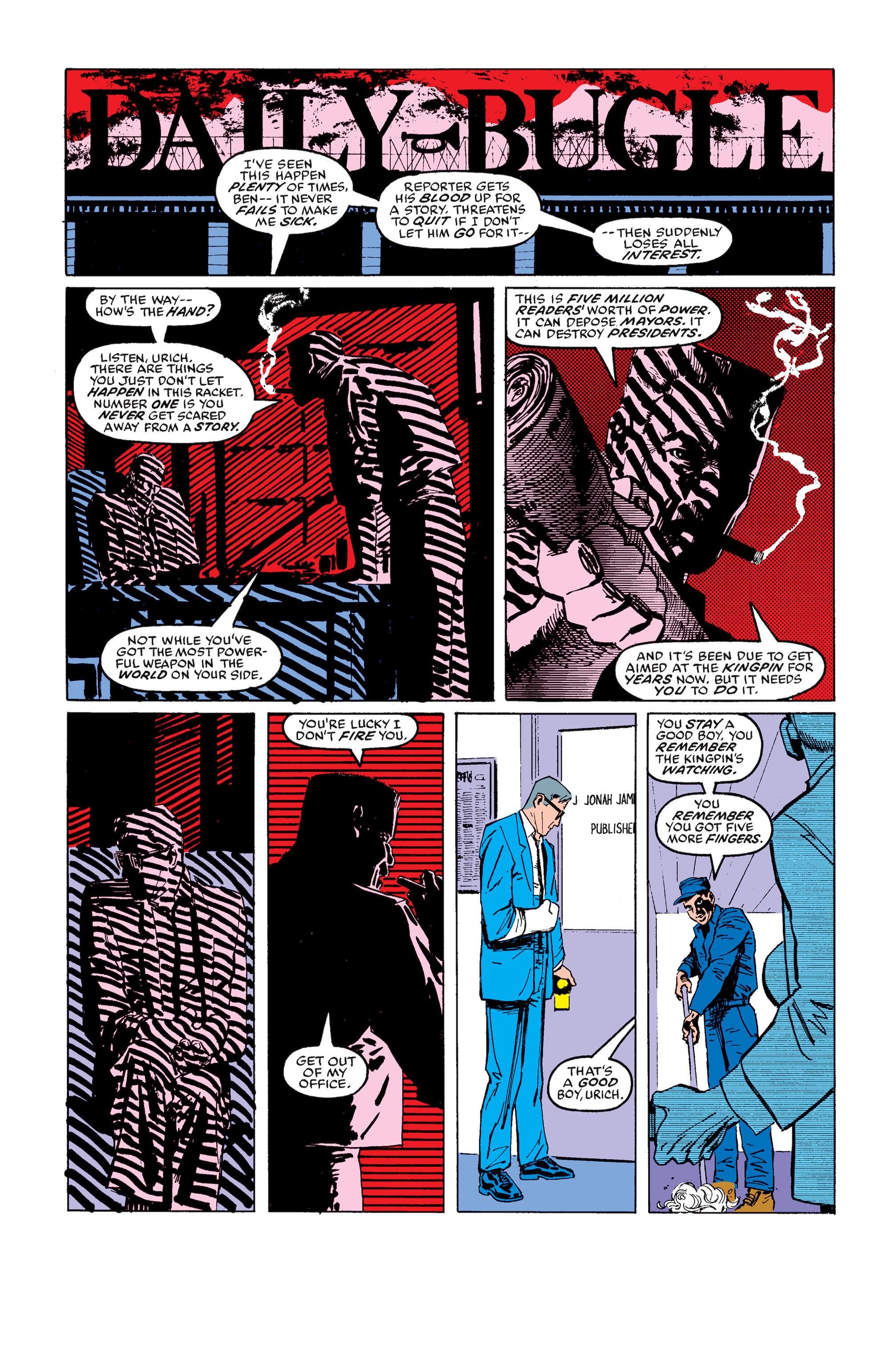 Read online Daredevil: Born Again comic -  Issue # Full - 109