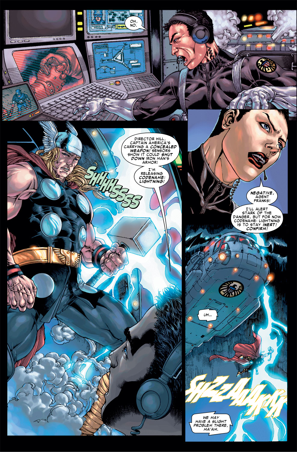 What If? Civil War issue Full - Page 33