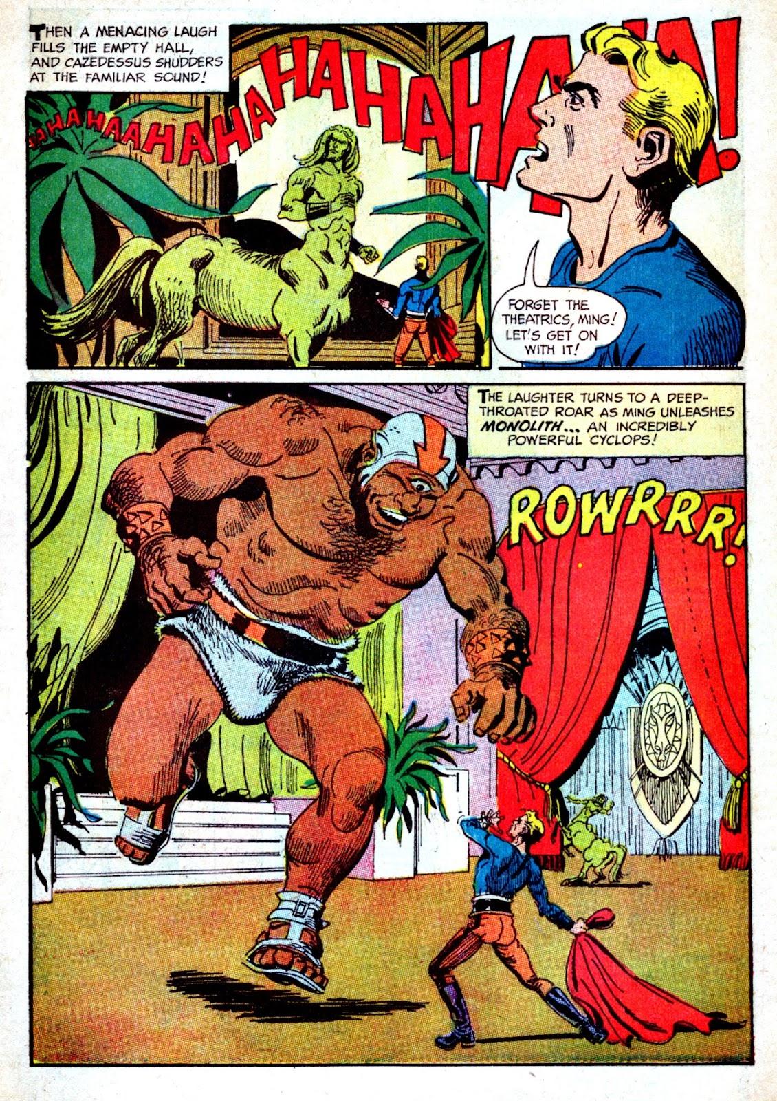 Flash Gordon (1966) issue 3 - Page 27