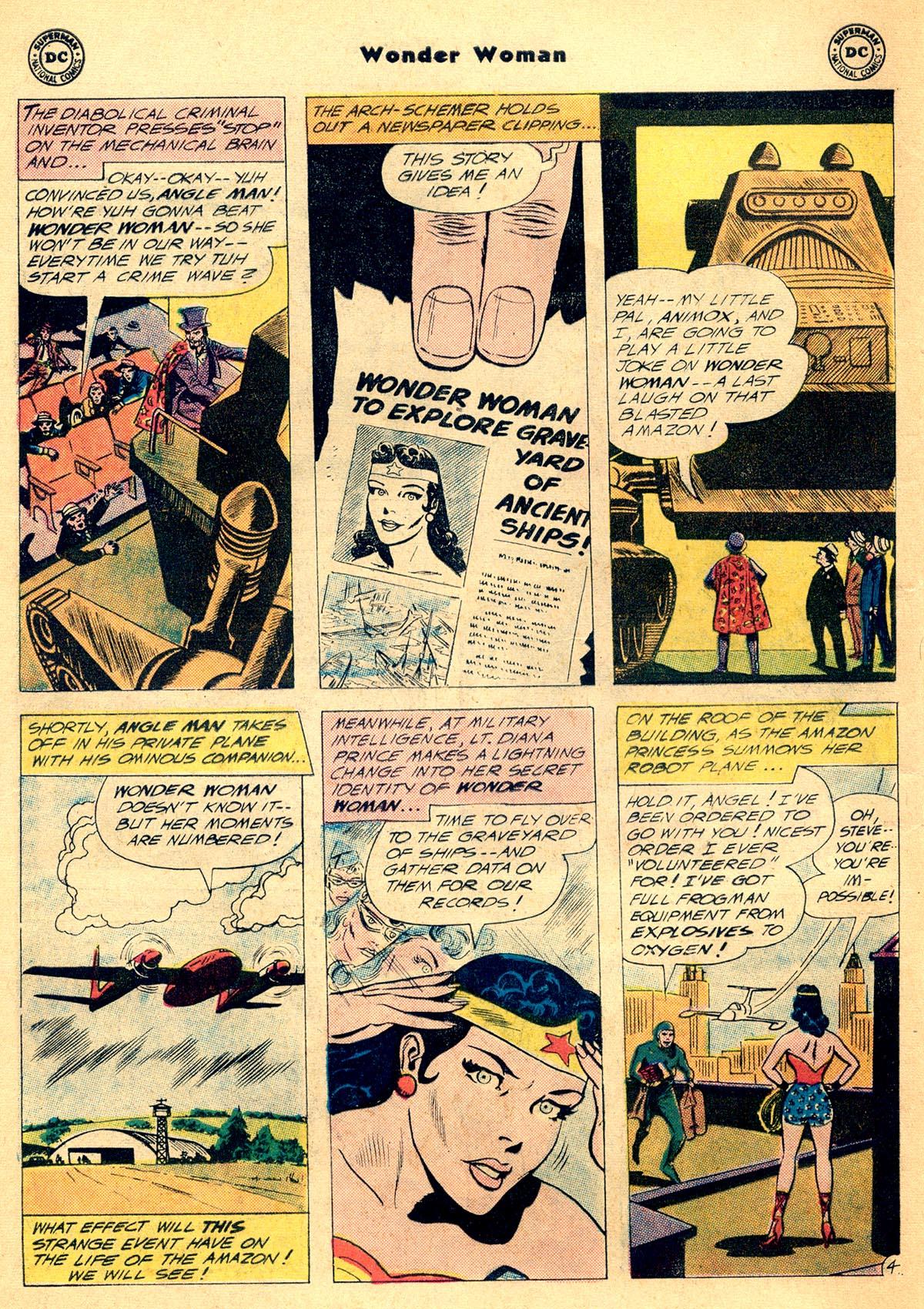 Read online Wonder Woman (1942) comic -  Issue #115 - 6