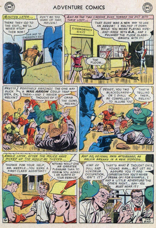 Read online Adventure Comics (1938) comic -  Issue #236 - 32