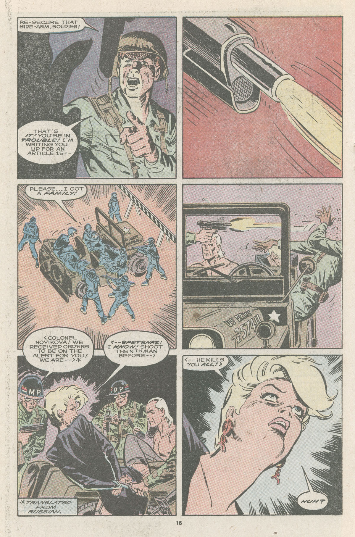 Read online Nth Man the Ultimate Ninja comic -  Issue #11 - 18